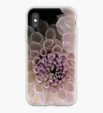 Dahlia in Pink (iPhone case) iPhone Case