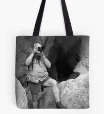 The unknown photographer Tote Bag