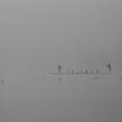 Foggy Crossing by ikor
