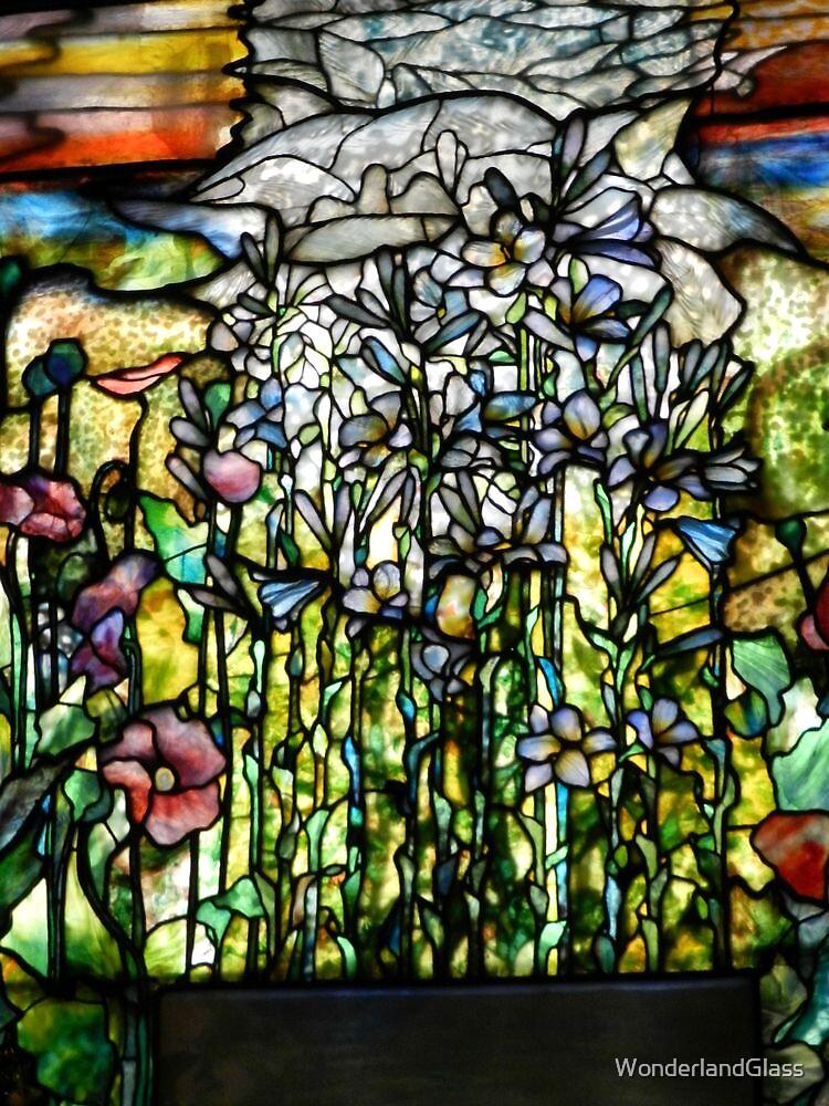 Flight of Souls {detail} by WonderlandGlass