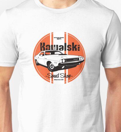 Kowalski Speed Shop Unisex T-Shirt