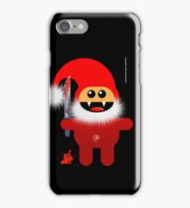 SAVAGE SANTA (PHONECASE) iPhone Case/Skin