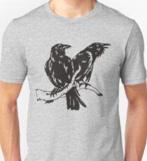 Hugin und Munin Slim Fit T-Shirt