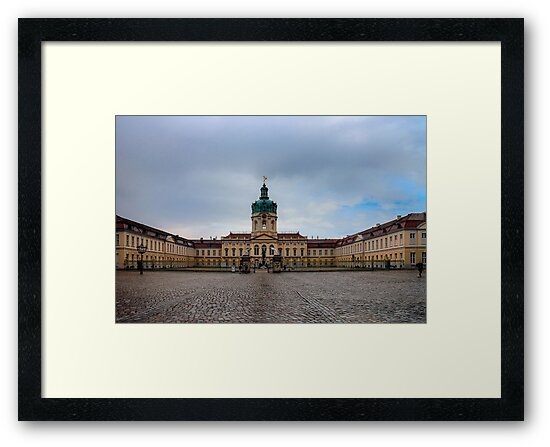 Charlottenburg Palace - Berlin by CJVisions
