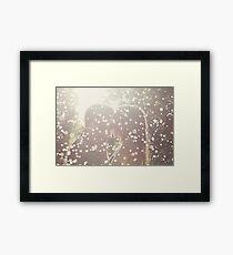 Sometimes the Stars Framed Print