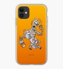 Mummy's Nightmare iPhone Case