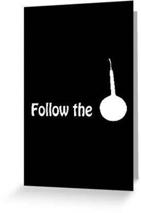 Follow the gourd by HereticWear