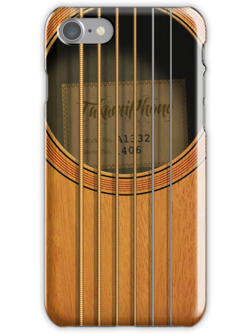 """Takamiphone"" Acoustic Guitar by abinning"