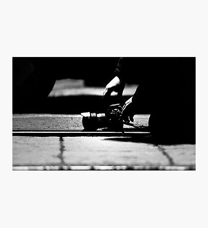 Nikon D700 Photographic Print
