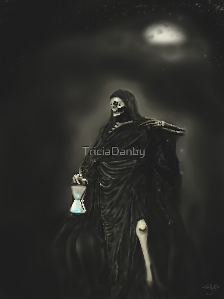 The Reaper by TriciaDanby