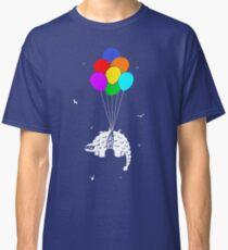 Flying Ankylosaur Classic T-Shirt