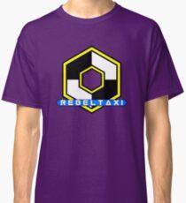Rebel Taxi logo 3 Classic T-Shirt