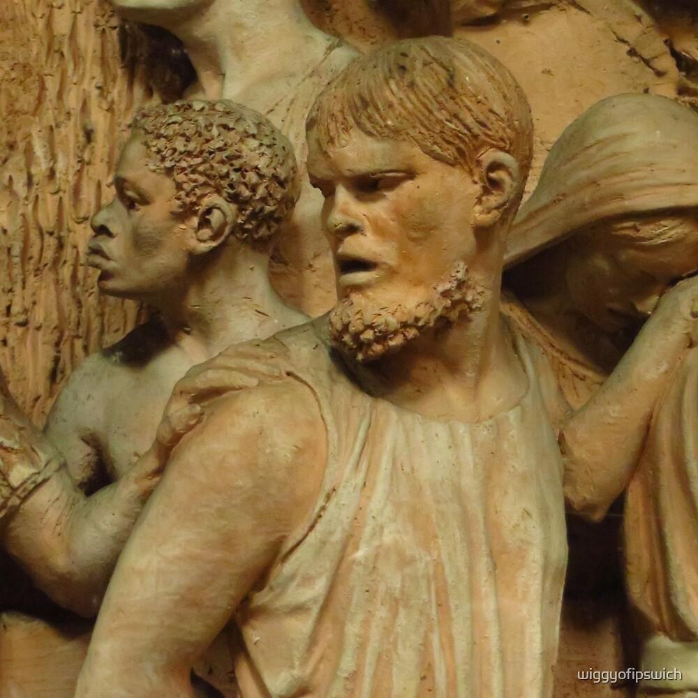 Terracotta Panel, Truro by wiggyofipswich