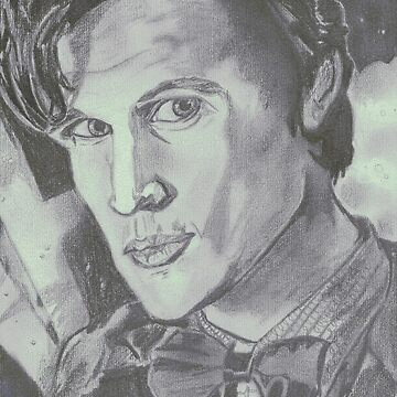 Matt Smith The 11th Doctor by Qutone