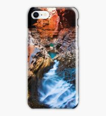 Regan's Pool, Karijini National Park iPhone Case/Skin
