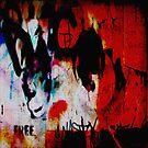 Urban Scrawls - Nasty Nasty by Michael Murray