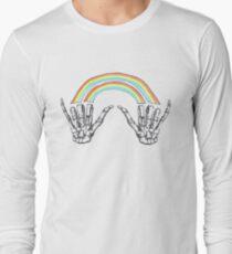 Louis Double Rainbow Hands T-Shirt