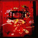 Urban Scrawls Graffiti - TV by Michael Murray
