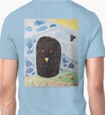 Bird Makes Fancy Self Portrait Unisex T-Shirt