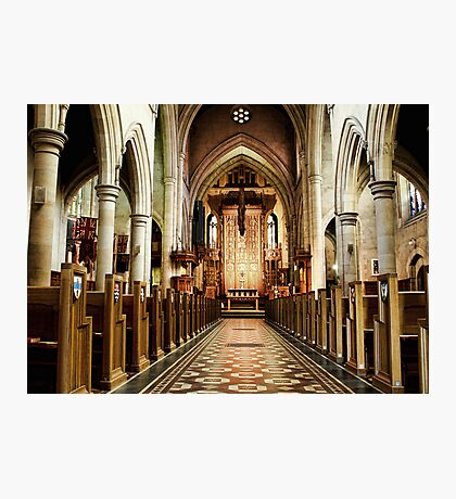 St Peters Cathedral Photographic Print