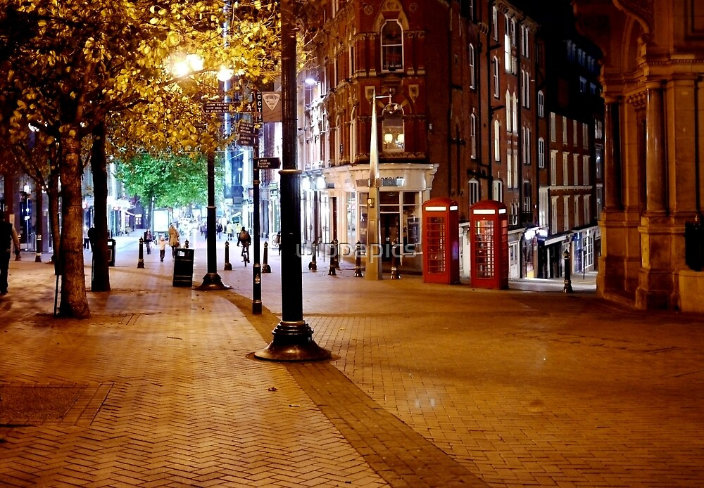 Telephone Boxes by wippapics