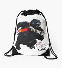Donkey Kong Drawstring Bag