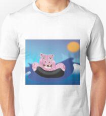 Larravide Hippo Surf T-Shirt