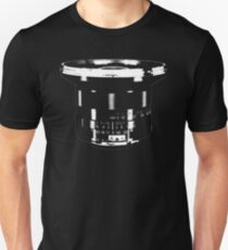 Manual FOcus Lens Photography T-Shirt