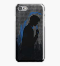 The Doctor and his Screwdriver iPhone Case/Skin