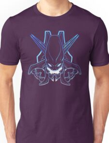 Halo - Legendary Logo (Neon Light Effect) Unisex T-Shirt