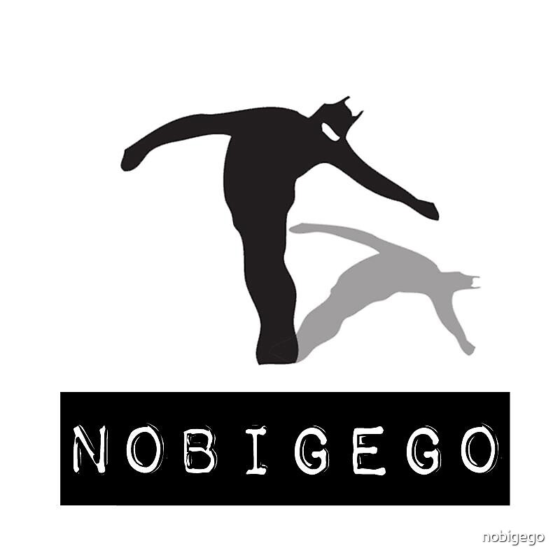 noBIGego Brand by nobigego