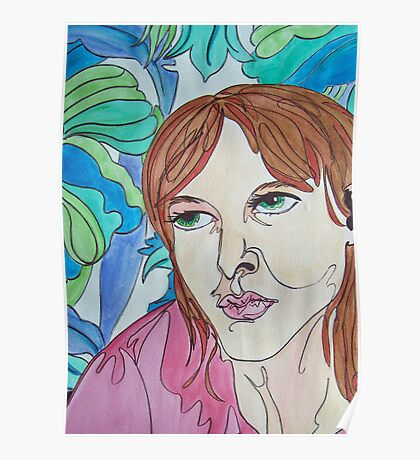 Woman 1 Poster