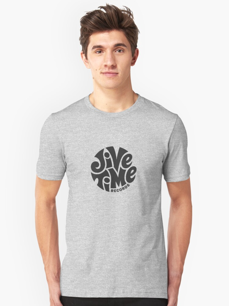 Jive Time Records Unisex T-Shirt Front