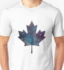 Maple Leaf Nebula T-Shirt