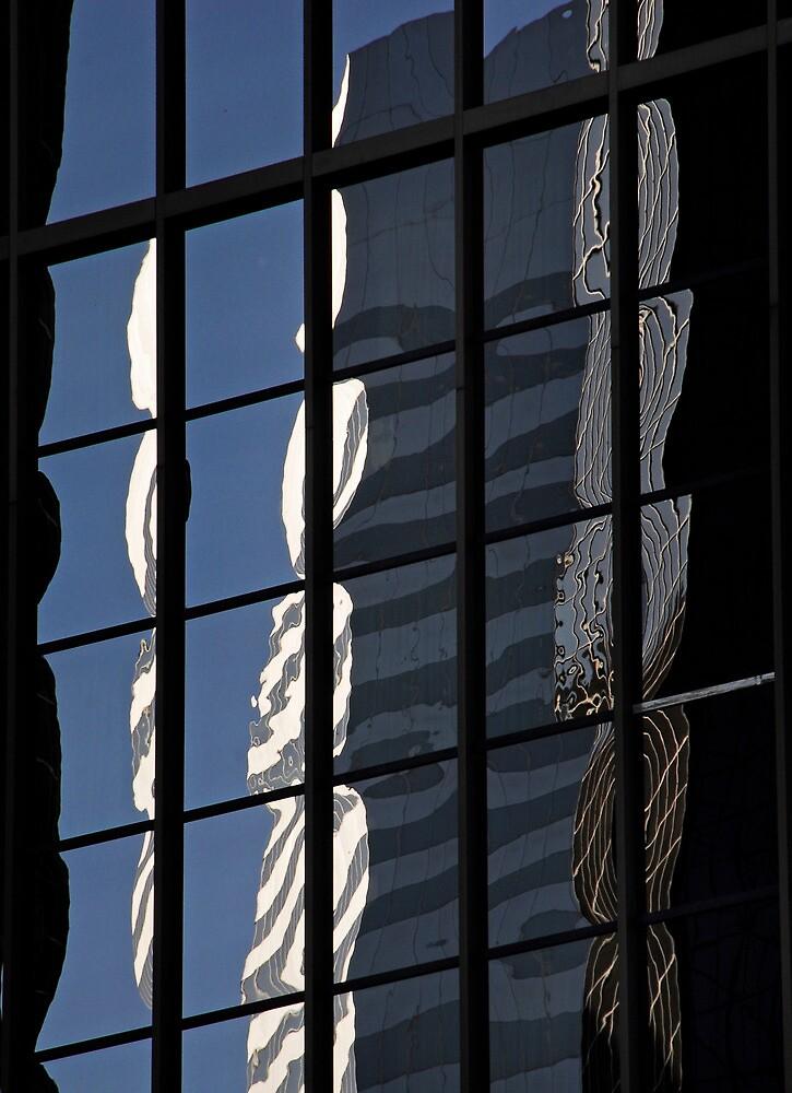 Denver reflection 5 by luvdusty