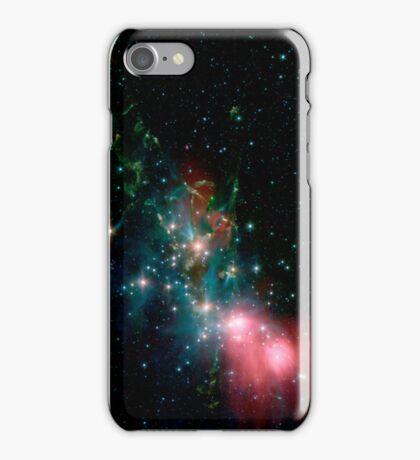 NGC 13 Nebula iPhone Case/Skin