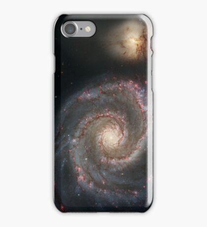 When Galaxies Collide iPhone Case/Skin