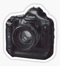 Dreamer Camera Photographer Sticker