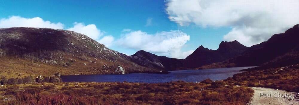 Dove Lake and Cradle Mountain by Paul Chubb
