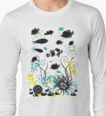 Underwater Life  Long Sleeve T-Shirt