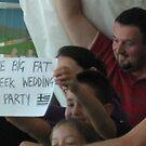 Big Fat Greek Wedding Party by sharon wingard