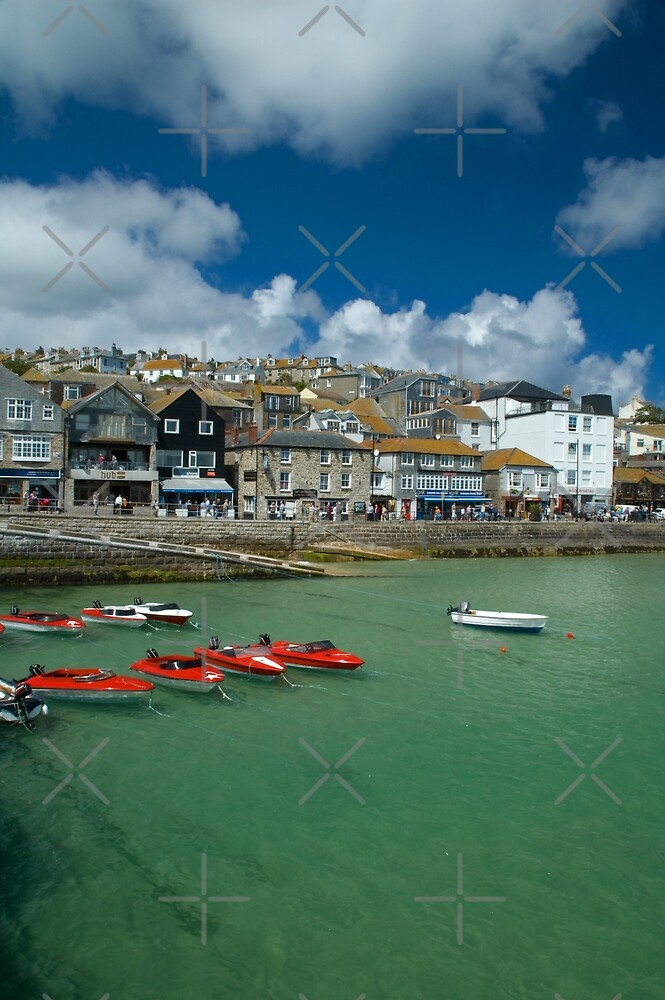 St Ives, England by SusanAdey