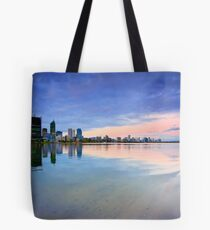 The Banks of the Swan River Tote Bag