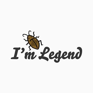 I'm Legend! by pencilplus