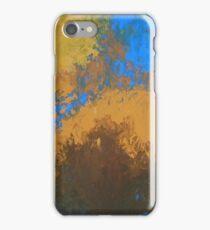 Azul Piedra iPhone Case/Skin