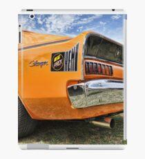 Orange Charger 6 Pack Hemi iPad Case/Skin