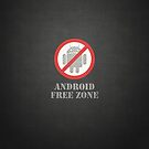 Android Free Zone by abinning
