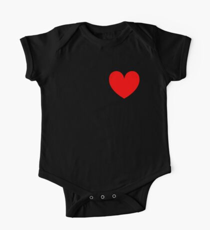 Simple Heart Kids Clothes