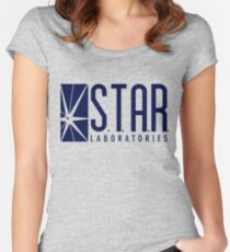 STAR Labs Women's Fitted Scoop T-Shirt