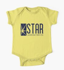 STAR Labs One Piece - Short Sleeve